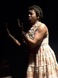 Fattoumata Ouedraogo-Camus dans La peau d'Elisa