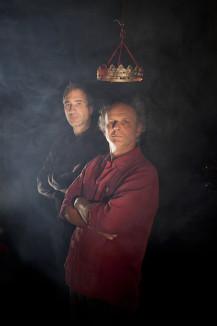 Paolo Cafiero et Christian Carrignon ® Philippe Houssin