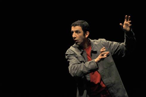"""Rachid Bouali dans """"Un jour j'irai à Vancouver"""""""