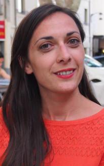 Aude Barralon, directrice du théâtre Golovine