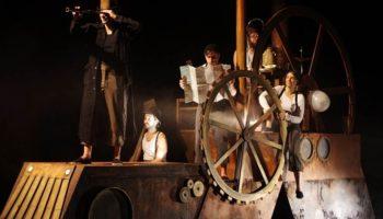 L'Odyssée… à vapeur par la Compagnie Halte