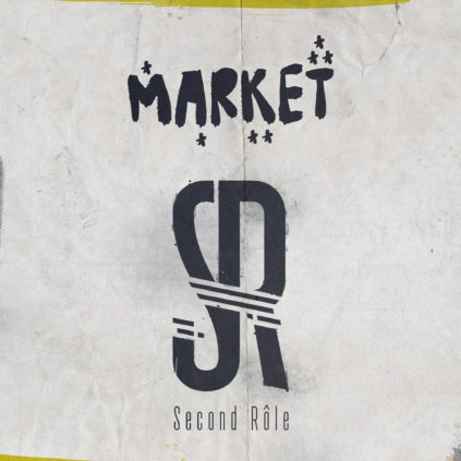 Pochette de l'ep Market