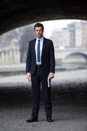 Robert Plagnol par Emmanuel Fladrin