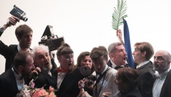 Les comédiens de Cannes Trente-Neuf / Quantre-Vingt-Dix